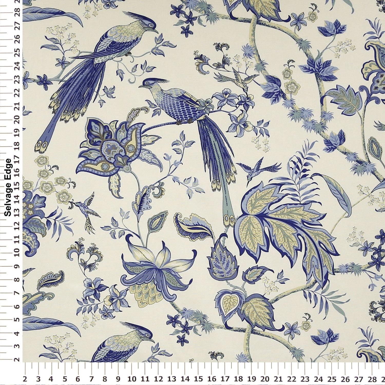 Drapery Fabric Upholstery Fabric Bird Fabric Slip Cover