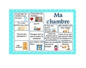 French classroom vocabulary worksheet