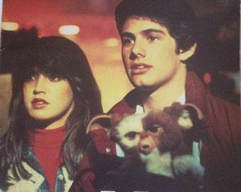 Vintage GREMLINS A Golden Book Movie Adaptation 1984