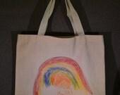 Kai's Fund Reusable Rainbow Shopping Bag