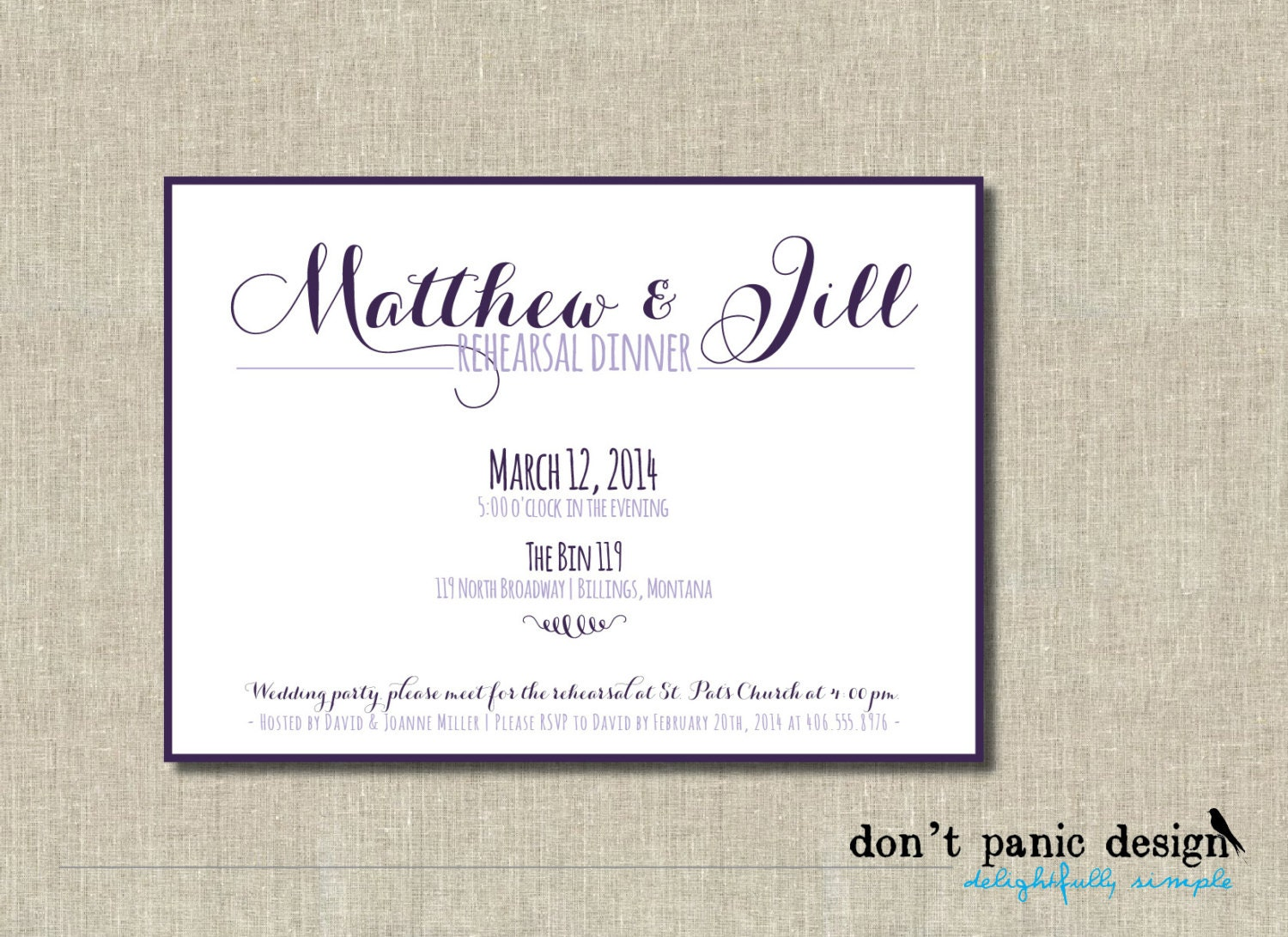 This is a graphic of Superb Free Printable Rehearsal Dinner Invitations