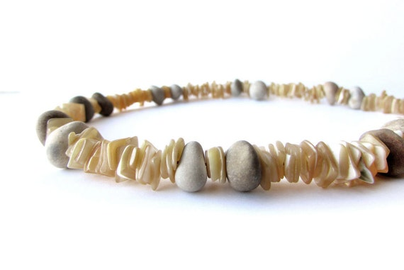 items similar to mens jewelry s beaded necklace