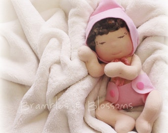 DIY Baby Doll making pattern and PDF tutorial
