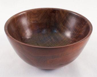 Claro Walnut bowl