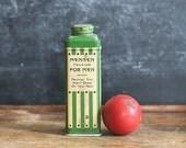 Vintage Mennen Talcum For Men Shaker Tin