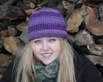 HALF PRICED!! Womens Crocheted Hat/Ready to Ship