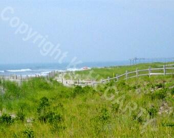 WINTER SALE 30% Off - Photograph - Beach Landscape