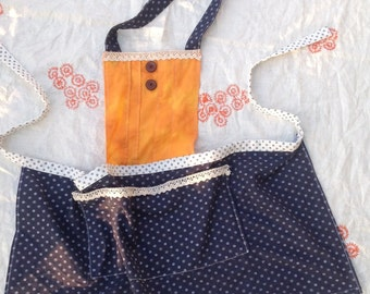 Ladies apron anthropology inspired