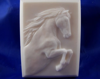 Stallion Horse Soap with white gift box