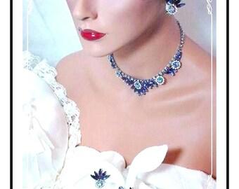 Juliana Parure Dainty Blues Fit For a Princess  D&E  Para-339a-112508107