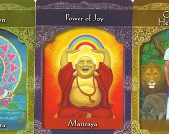 Ascended Masters Channeled Oracle Reading - PDF Document