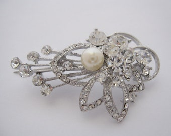Wedding Brooches wedding brooch bouquets  wedding brooch pin  Rhinestone brooch  Pearl  Brooch Bridal brooch Flower Brooche Brooch Bouquet