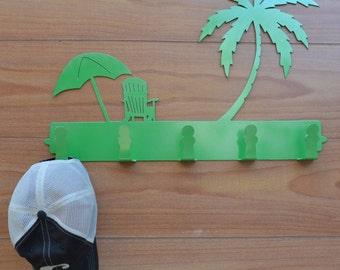 Palm Tree Coat Rack