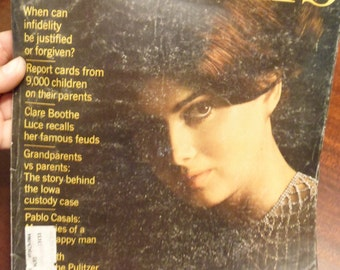 May 1966 McCalls Magazine,  First Magazine For Women    (T)