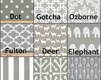 Premier Prints Gray Fabrics