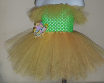 Custom Basic Tiered Children's Tutu Dress Made to order