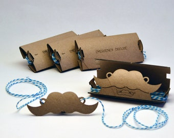 Emergency Disguise - Fake Moustache