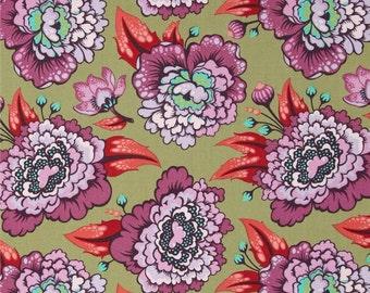 ELIZABETH--Tula Pink--Astraea--Plum--price is per yard