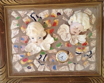 Mindfulness is a Matter of Time - Mosaic Art