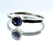 Tanzanite Ring, December Birthstone