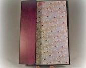 Scrapbook Album for Photos - Folio Style, Basic Grey Wisteria, Interactive, Handmade