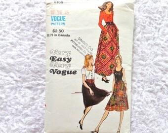 Vintage Vogue Dress Pattern 8169