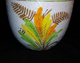 Mid Century Modern Italian Pottery for Rosenthal Netter