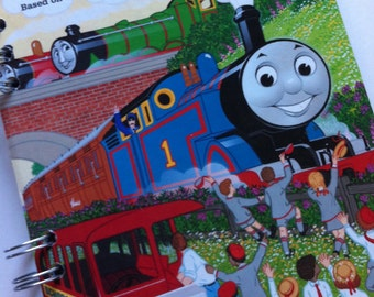 Thomas and the School Trip Recycled Journal Notebook