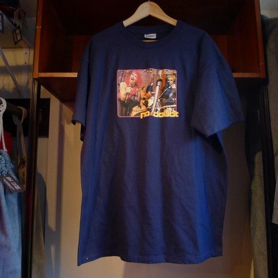 Vintage no doubt shirt live rare promo concert by for Optima cotton wear t shirts