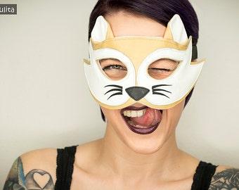 "Mask ""Pretty Kitty"" - cat"