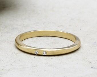 summer sale tiny gemstone ringcustom wedding bandengagement ringgold filled
