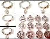 Aries Bracelet - Zodiac Bracelet - Aries Zodiac Bracelet