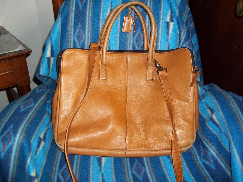 Vintage Leather Clutch - ShopStyle