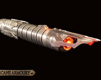 Sith Saber ,Energy Sword ,Photonic Saber (similar to a lightsaber)