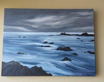 Fine Art Seascape Painting
