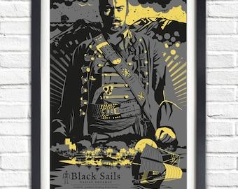 Black Sails - 19x13 Poster