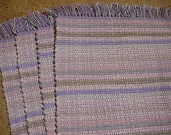 how to make braided placemats