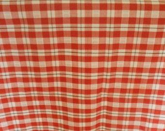 Shirt Dress weight Fabric Yardage - Home Decor