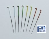 Ten Foster Felting Needles - Made in the USA - You Pick Ten - from Purple Moose Felting