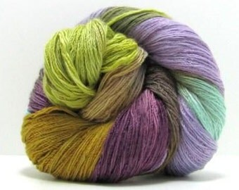 Cashmere Sock Yarn by Artyarns