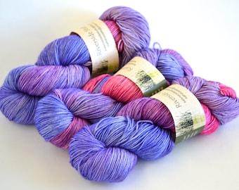 Hyancinthe Superwash Merino/Cashmere/Nylon Sock 378 yards/115g