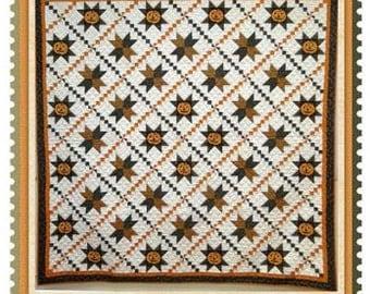 Thimblecreek Quilts Pumpkin Spice Quilt Pattern