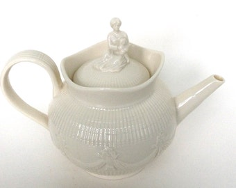 Teapot I. Godinger & Co Mother and Child