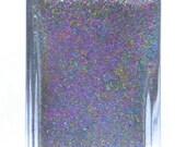 Twilight Princess - Legend of Zelda -  handmade mulichrome flakies chameleon nail polish