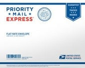 SHIPPING UPGRADE  - 1-Day Priority Mail Express Shipping