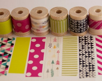 FAVORITE THINGS Edition Washi Tape for Project Life
