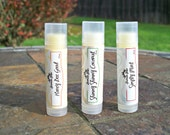 Natural Lip Balm, Beeswax Lip Balm, Lip Butter