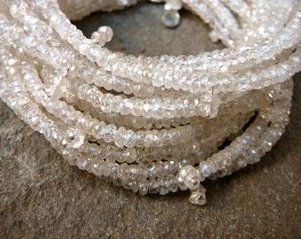 Zircon Jewelry, Champagne Zircon Jewelry, Gemstone Bracelet, Gemstone Jewelry, Gemstone Cuff, Gemstone Cuff Bracelet, Multistrand Bracelet