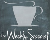 The Weekly Special, weekly readings, video reading, monthly readings,no coupons
