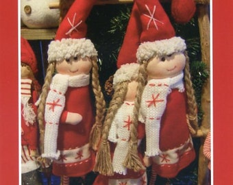 Christmas in Quebec - dolls